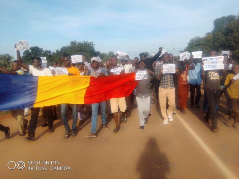 """كومرا: """"وكت تما"""" مظاهرات سلمية جديدة ضد المجلس العسكري الإنتقالي"""