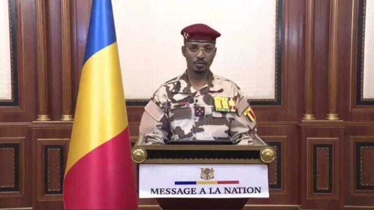 "Tchad : ""Ayons foi en notre pays car notre futur est plein d'espérance"", Mahamat Idriss Deby"