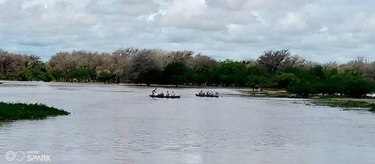 Ati : le fleuve Batha déborde de nouveau, inquiétudes des populations