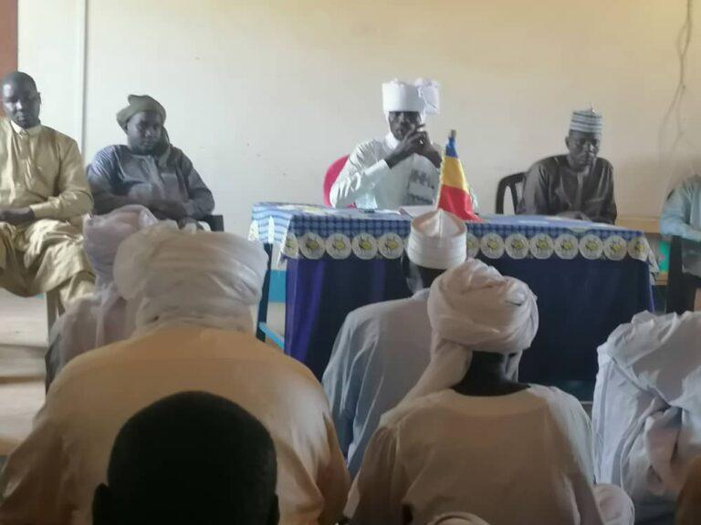 Sila : le nouveau sous-préfet de Kerfi exhorte la population à la cohabitation pacifique
