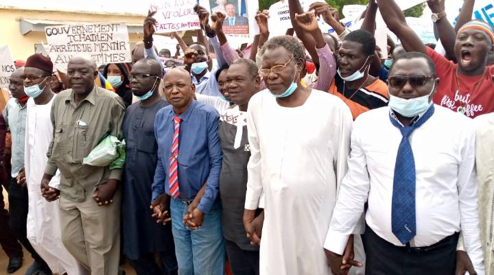 Tchad : Wakit Tamma demande la démission du gouvernement et appelle à une marche le 21 août