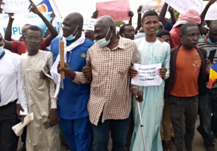 Tchad : deux leaders de Wakit Tamma recherchés par la police judiciaire