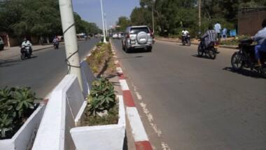 Les rues de N'Djaména aux couleurs  du G5  Sahel