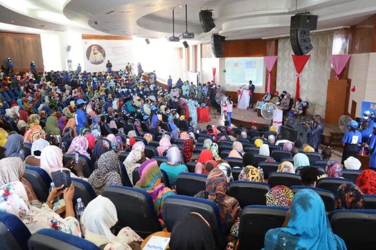 Tchad : lancement du Programme national d'autonomisation économique et sociale de la femme