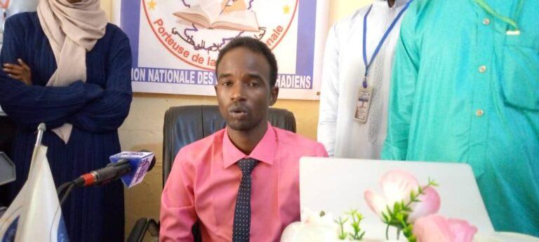 """Tchad : """"les conditions d'études sont catastrophiques"""" (UNET section de N'Djaména)"""