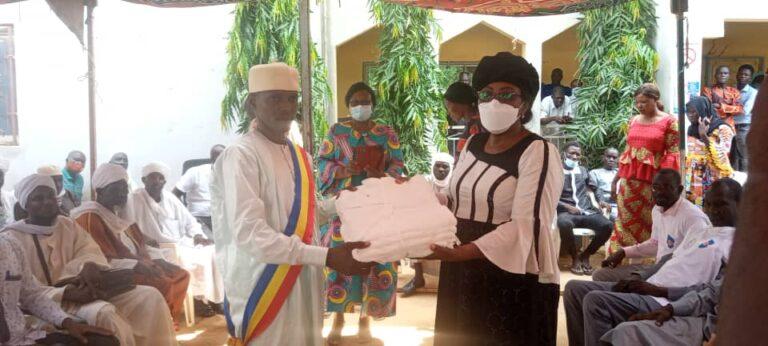 Tchad: des moustiquaires imprégnées d'insecticide à longue durée pour le 9e arrondissement de N'Djaména