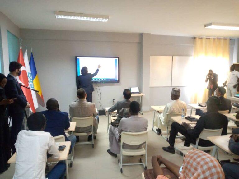 Tchad : ouverture d'une classe de la langue turque à l'université de N'Djamena