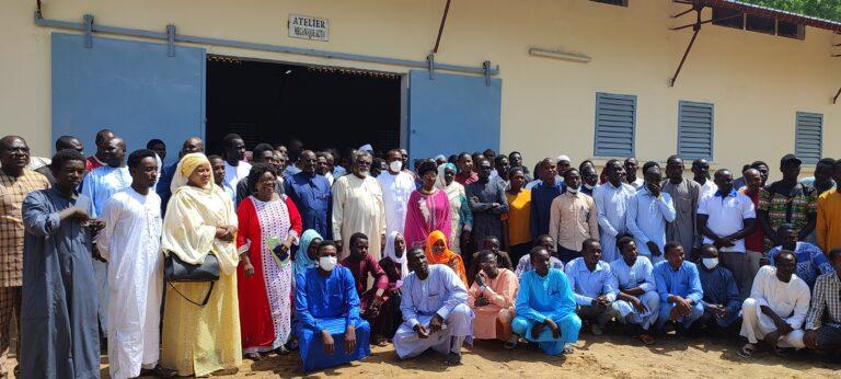 Tchad : l'ONAPE forme 200 jeunes demandeurs d'emploi en technique d'élaboration et de gestion de projet