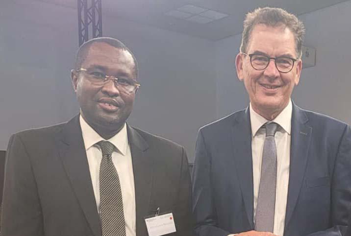 L'Allemagne promet d'accroitre de 125 millions d'euros son enveloppe aux pays membres de la Commission des forêts d'Afrique centrale