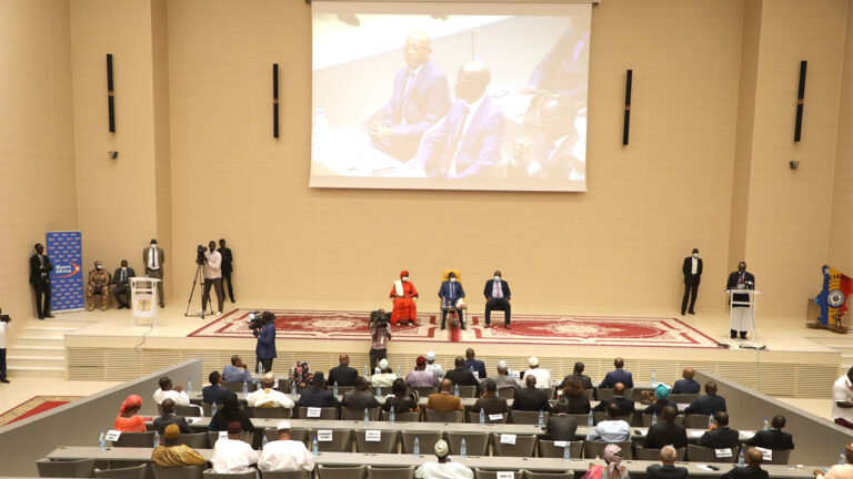 """Tchad : """" Le culturel et l'économie sont étroitement imbriqués"""", Pahimi Padacké Albert"""