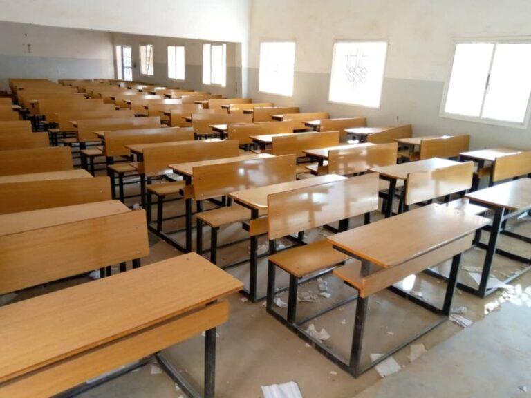 Abéché : le SYNECS, section UNABA, décide de prolonger la grève lancée depuis le 7 juillet