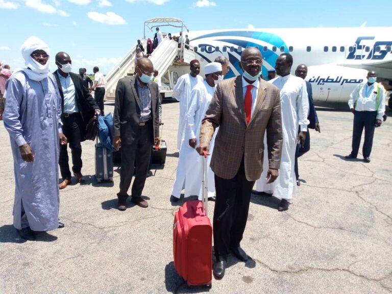 Tchad : des cadres de l'UFR de retour au pays