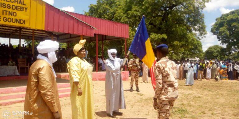 Mandoul : le nouveau préfet du département de  Maam prend fonction