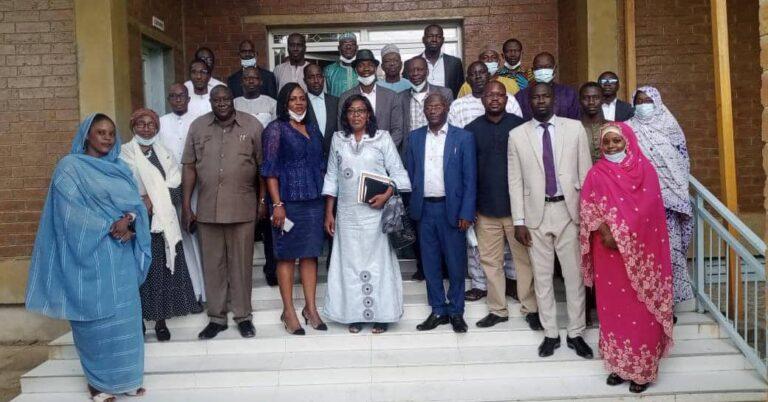 Tchad : des agents de l'État en formation sur la stratégie de Financement basée sur la performance