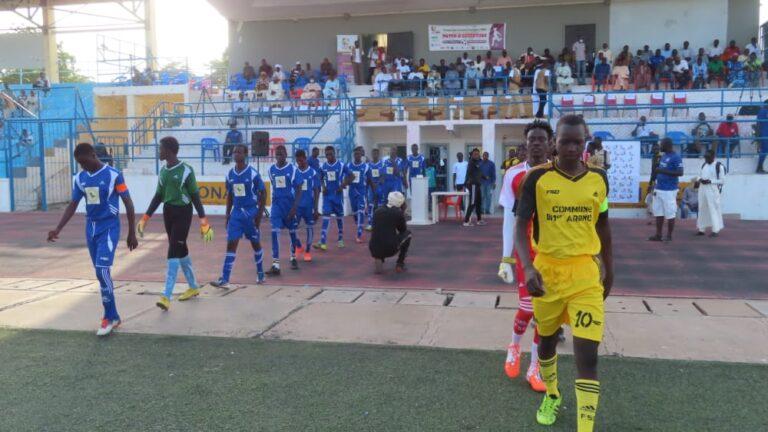 Football : le tournoi des grandes vacances lancé à N'Djaména