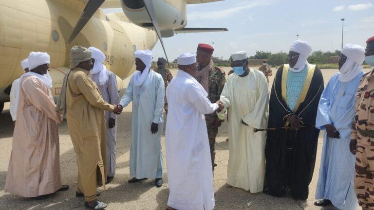 Conflits intercommunautaires dans le Ouaddaï  : trois membres du gouvernement à Abéché