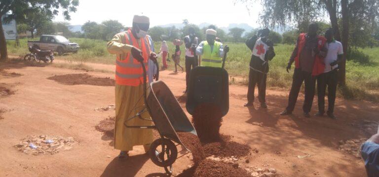 Tchad : aménagement des grandes artères de Mongo