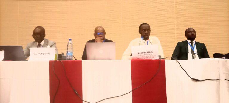Tchad: des assises sur le marché de l'arbitrage
