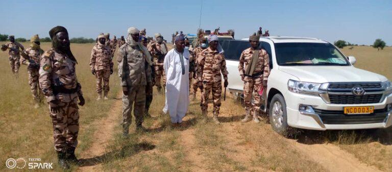 """Batha: """" Sans la paix, il n'y a pas de développement"""", insiste la mission du CMT"""