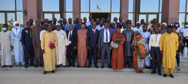 """Tchad : la CASCIDHO invite Wakit Tamma à participer """"activement"""" au dialogue national"""