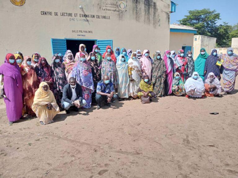 Salamat : 80  femmes en formation pour prévenir les violences basées sur le genre
