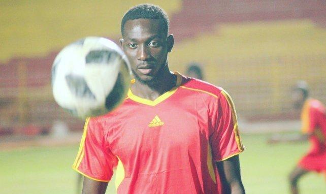 Football : l'international tchadien Haroun Tchaouna en instance de signature avec Dijon FCO